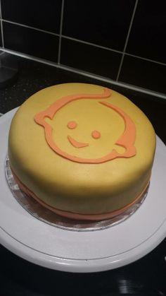 Heerlijk Zwitsal taartje met frisse citroenvulling! www.niclaudishfood.nl