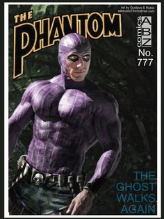 The Phantom still walks by gviptandil