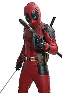 Deadpool is a fictional character with an agenda. This mercenary�s outlook is always what�s best for himself - though he�s gathered a huge following because he�ll help either side and he�s not afraid to make enemies.