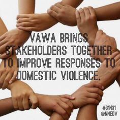 The coordinated community response supported by brings stakeholders from victim services, law enforcement, the legal system, and more together so that we can all work collaboratively to improve responses to domestic violence. Legal System, October 2014, Domestic Violence, Law Enforcement, No Response, Bring It On, Relationship, Community, Education