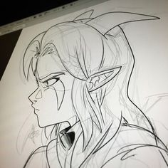 (not my art) Rayla Dragon Prince, Prince Dragon, Dragon Princess, Character Inspiration, Character Art, Character Design, Netflix, Fanarts Anime, Fandoms