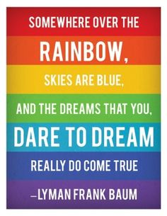 somewhere over the rainbow :) by vanessa
