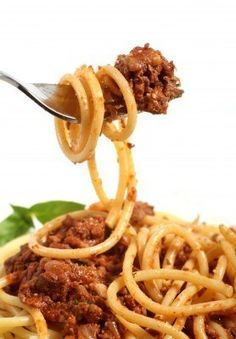 Spaghetti Bolognese Spicy | Recipes | Beyond Diet
