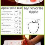 Apple+Taste+Test+with+Printables