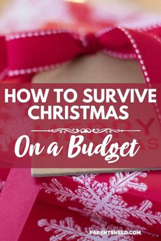 Wondering how to make a Christmas budget? Learn how to set up a realistic Christmas budget that you won't regret in January. Christmas Food Gifts, Christmas Events, Christmas On A Budget, Christmas Activities, A Christmas Story, All Things Christmas, Holiday Crafts, Christmas Holidays, Family Activities