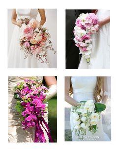 Sublime Shower Bouquets