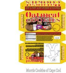 cookie packaging design - Google Search