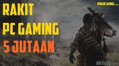 Rakit PC Gaming 5 Jutaan AMD 2016
