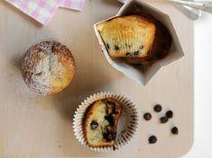 Découvrez la recette Muffins au thermomix sur cuisineactuelle.fr.