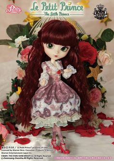 """«Pullip """"Le Petit Prince × ALICE and the PIRATES ~ The Rose"""""""