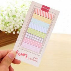 Memo Pad from #YesStyle <3 Cuteberry YesStyle.com