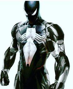 Cyborg symbiote YESSSSSSSSSSSS