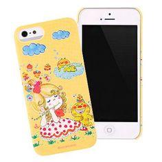 水森亜土 case by Mizumori Ado Iphone 5 Cases, Apple Logo, Gadgets, Sweet, Accessories, Candy, Gadget, Jewelry Accessories