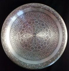 Handmade Silver-Plated Decorative Wall Hanging Brass Plate Plate Wall Decor, Diy Wall Decor, Plates On Wall, Wall Decorations, Glass Wall Art, Hanging Wall Art, Wall Hangings, Girls Room Wall Decor, Wall Decor Pictures