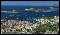 Hvar, the island in the Adriatic Sea is the queen of the Croatian Dalmatian Islands. It has been acclaimed back the aged because of its important strategic and nauticial position, the affluent of the assorted actual periods, the culture and accustomed monuments and the literature.
