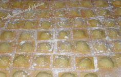 Ravioli ricotta e spinaci, un piccolo aiutino anche se semplice di come si preparano i ravioli fatti in casa, tradizione della pasta fresca all uovo ....