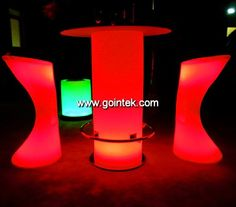 Illuminated Ied Bar Counter,Skype: gointekcom Email: gointekcom@gmail.com MSN:gointekcom@hotmail.com Web: www.gointek.com