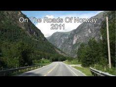 The Roads Of Norway 2011 in HD - Norwegen Roadmovie - Norge Roadtrip - Trucks