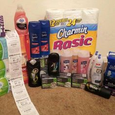 #couponing