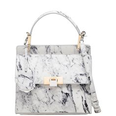 Balenciaga Le Dix Marble Zip Cartable S (46.475 CZK) ❤ liked on Polyvore featuring bags, handbags, white, vintage handbags, marble bag, white handbags, balenciaga purse and balenciaga handbags