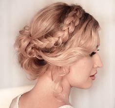 Pratik gelin saçı modelleri - http://www.modelleri.mobi/pratik-gelin-saci-modelleri/