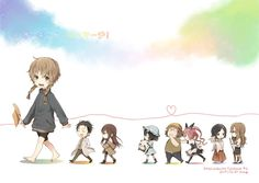 Gate Wallpaper – Best Art images in 2019 Steins Gate 0, Gate Images, Disney Illustration, Chibi Couple, Cute Anime Wallpaper, Kawaii Chibi, Sword Art Online, Background Images, Anime Characters