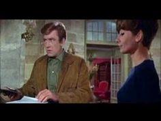 """""""Two for the Road"""" (1967) interpretada por Audrey Hepburn y Albert Finney y dirigida per Stanley Donen, con la banda sonora compuesta por Henry Mancini."""