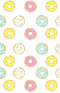 My favorite Iphone wallpaper around food – Background - Yanna's Donuts Laden Handy Wallpaper, Wallpaper For Your Phone, Free Iphone Wallpaper, Kawaii Wallpaper, Tumblr Wallpaper, Screen Wallpaper, Pattern Wallpaper, Iphone Wallpapers, Rainbow Wallpaper