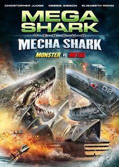 Mega Shark vs. Mecha Shark (2014) Full Movie Watch Online