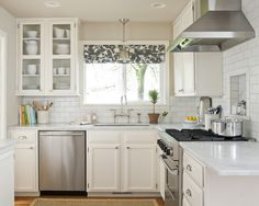 Small kitchen - cabs, floor, appliances