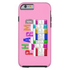 PharmD Vibe iPhone 6 case Pink Rx Containers http://www.zazzle.com/pharmd_vibe_iphone_6_case_pink_rx_containers-256940620990760911?rf=238282136580680600*
