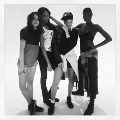 And that's a wrap on Rih's first ad campaign #RihannaforRiverIsland