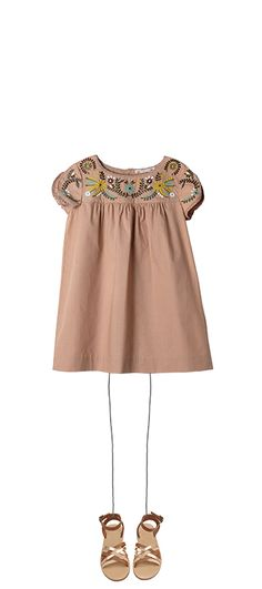 Bonpoint Summer 2016 – Buena Vista Capsule Collection #BonpointBuenaVista #Bonpoint #girl #kidsfashion