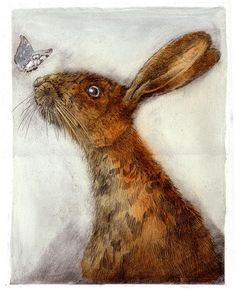 """Close Encounter"" - Ian MacCulloch (etching)"