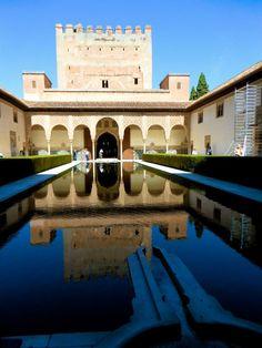 """""""La bella del Alhambra"""" in La Alhambra, Granada, Spain"""