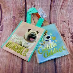 The Secret Life Of Pets Mel & Max Cuddle Addict Pug-Dorable Bags X2 BNWT kids Disney Clothes, Disney Outfits, Secret Life Of Pets, Kids Bags, Animal Party, Cuddle, Bag Sale, Pugs, The Secret