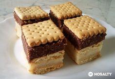 Hungarian Recipes, Fudge, Tiramisu, Tapas, Cake Recipes, Biscuits, Cheesecake, Food And Drink, Yummy Food