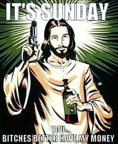 A Ghetto Jesus meme. Caption your own images or memes with our Meme Generator. Sunday Quotes Funny, Funny Quotes, Funny Memes, Hilarious, Sunday Humor, Funny Stuff, Jokes, Jesus Funny, Dibujo