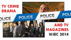 Teaching & Learning resource from ZigZag Education for WJEC GCSE 2014 topic: TV Crime Drama & Magazines Teaching Pack Teaching Packs, Media Studies, Magazines, Crime, Packing, Study, Education, Tv, Learning