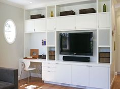 Best Of Modern Built In Cabinets