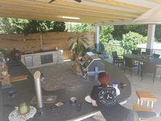 Bbq, Patio, Outdoor Decor, Home Decor, Barbecue, Decoration Home, Barrel Smoker, Room Decor, Home Interior Design