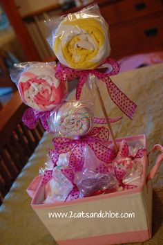 I think this might be my baby shower gift for baby Chloe!