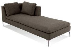 Mayfair Chaise Lounge contemporary day beds and chaises