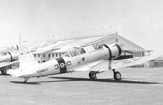 Vought SB2U-1 Vindicator Oakland Airport 1938