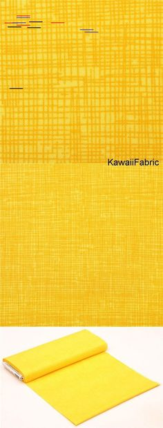 tessuto giallo motivo a griglia Timeless Treasures - Kawaii Fabric Shop Michael Miller, Pattern Sketch, Laminated Fabric, Textiles, Kawaii, Modes4u, Art Gallery Fabrics, Yellow Fabric, Fabric Squares