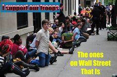 #ows #usdor #sep17 #Anonymous #anonyme #OpWallStreet #OccupyAmerica #OP_ESR