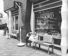 Strandpaviljoen Noord Bergen