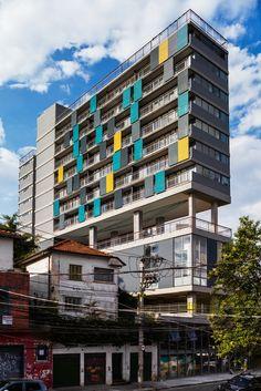 Gallery of Pop Madalena Building / Andrade Morettin Arquitetos Associados - 1