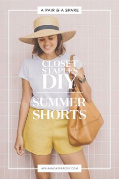 closet-staples-diy-summer-shorts