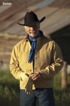 American Made Men's 307 Reserve Mesquite Jacket $170.00 http://www.schaefer-ranchwear.com/307-reserve-mesquite-jacket.html